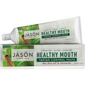 Jason Natural Cosmetics Healthy Mouth Toothpaste - Tea Tree & Cinnamon - 119g