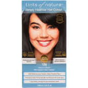Tints of Nature 1N Natural Black Permanent Hair Colour