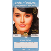 Tints of Nature 2N Natural Darkest Brown Permanent Hair Colour