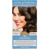 Tints of Nature 4C Medium Ash Brown Permanent Hair Colour