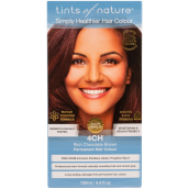 Tints of Nature 4CH Rich Chocolate Brown Permanent Hair Colour