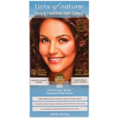 Tints of Nature 5R Rich Copper Brown Permanent Hair Colour