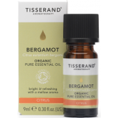 Tisserand Bergamot-Organic (Rind Of The Fruit) Pure Essential Oil