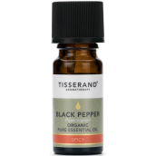 Tisserand Black Pepper-Organic Pure Essential Oil