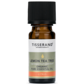 Tisserand Lemon Tea-Tree-Organic-freshning, purifying, boosting