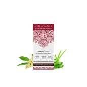 Tints Of Nature Mahogany Red Henna Cream Semi Permanent Colour (PPD Free)